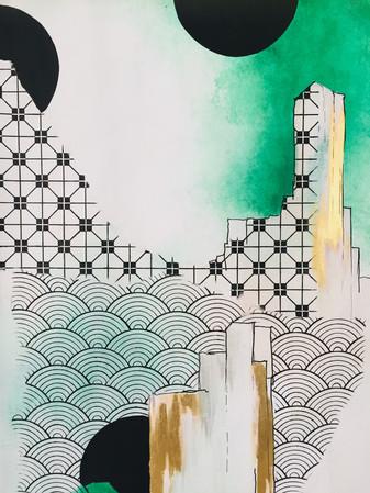 Hong Kong patterns