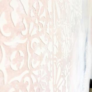Texture effect + 3d pattern