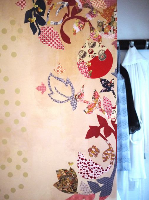 Kimono wardrobes