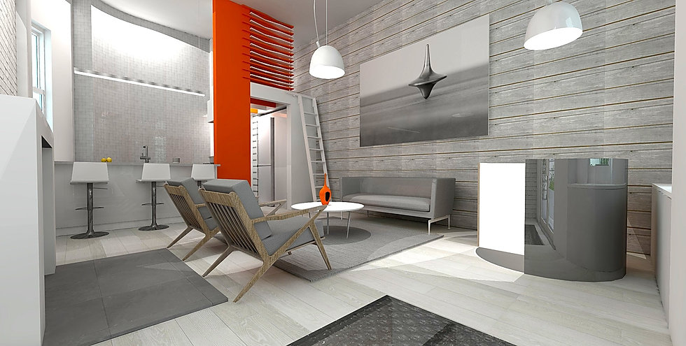 Modern Residential _ Manhattan