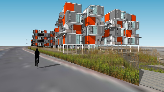 Submission for an affordable housing competition