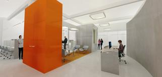 Modern office | InDesign L.I.C.