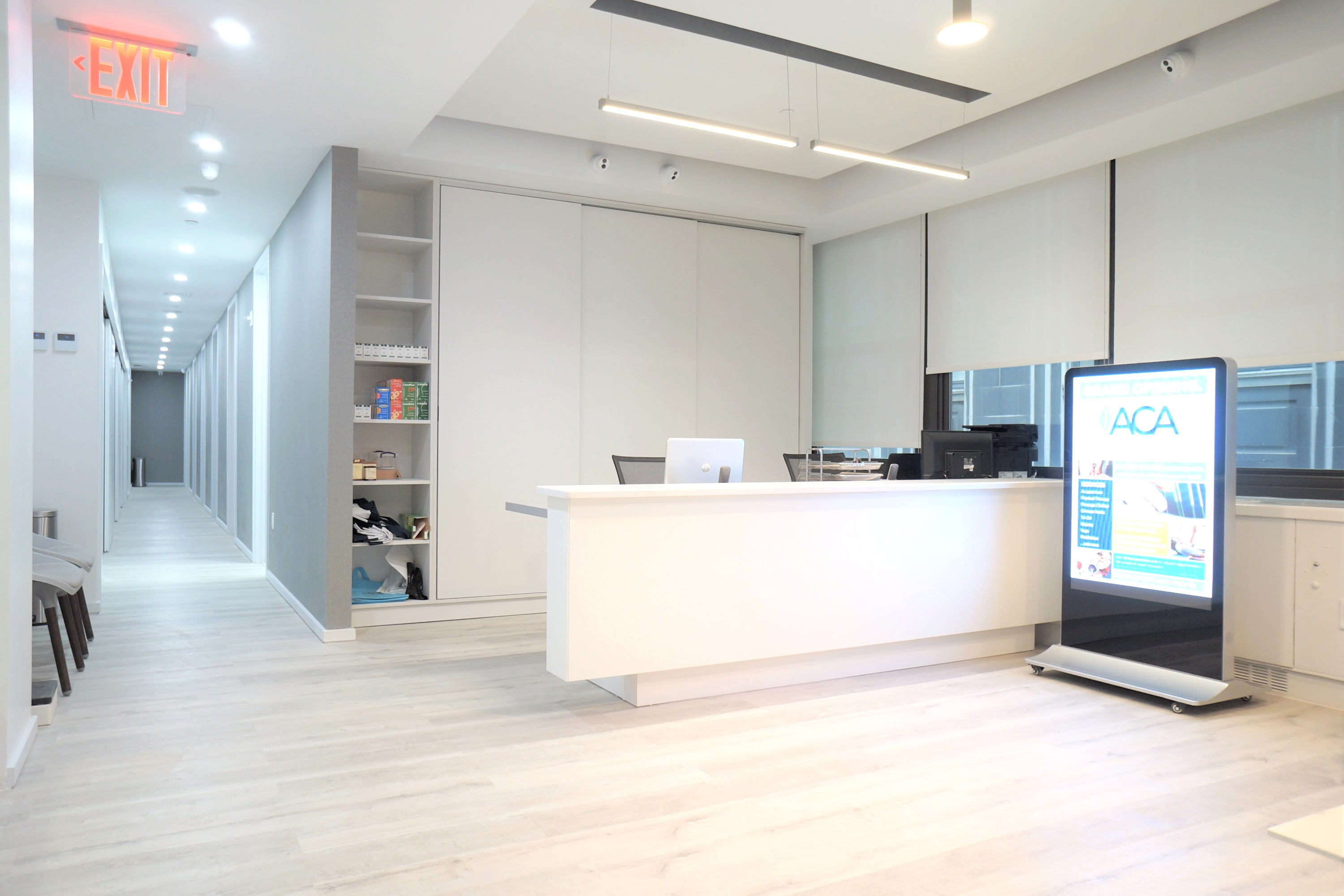 Modern Commercial  Interior