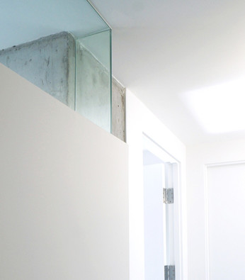 Borrow light  - residential