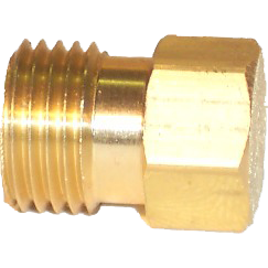 Fitting - Oxygen Plug