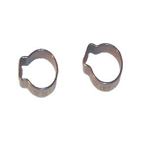 Hose / Tubing - Comp Air - Clamps (12.0) (each)