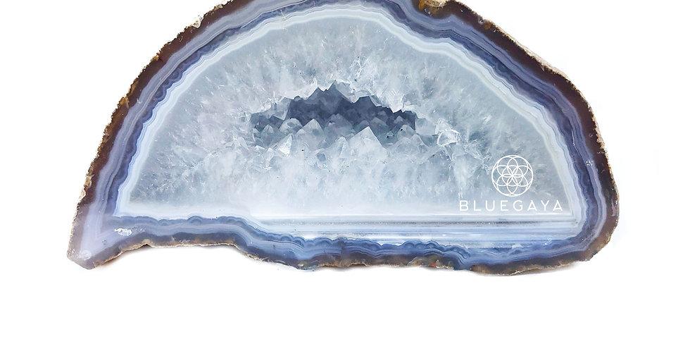 Adorno Decor Agata Blue Lace Bluegaya