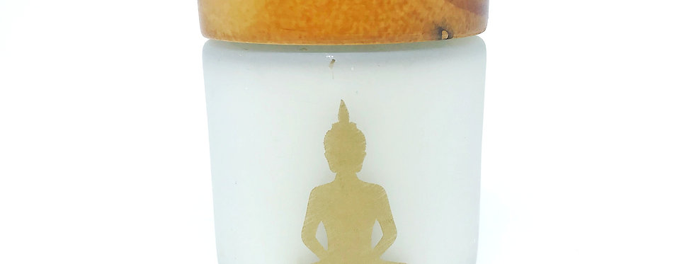 Vela Perfumada Lavanda Provence Buda Bluegaya