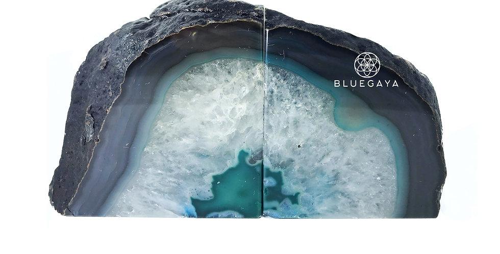 Porta-Livros Blue Sky Agata Bluegaya