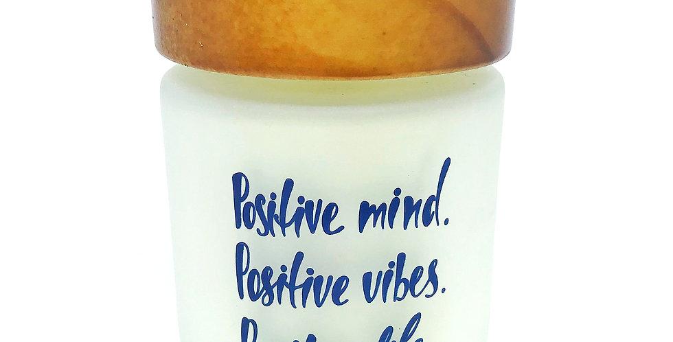 Vela Perfumada Acqua Floral Positive Minds Bluegaya