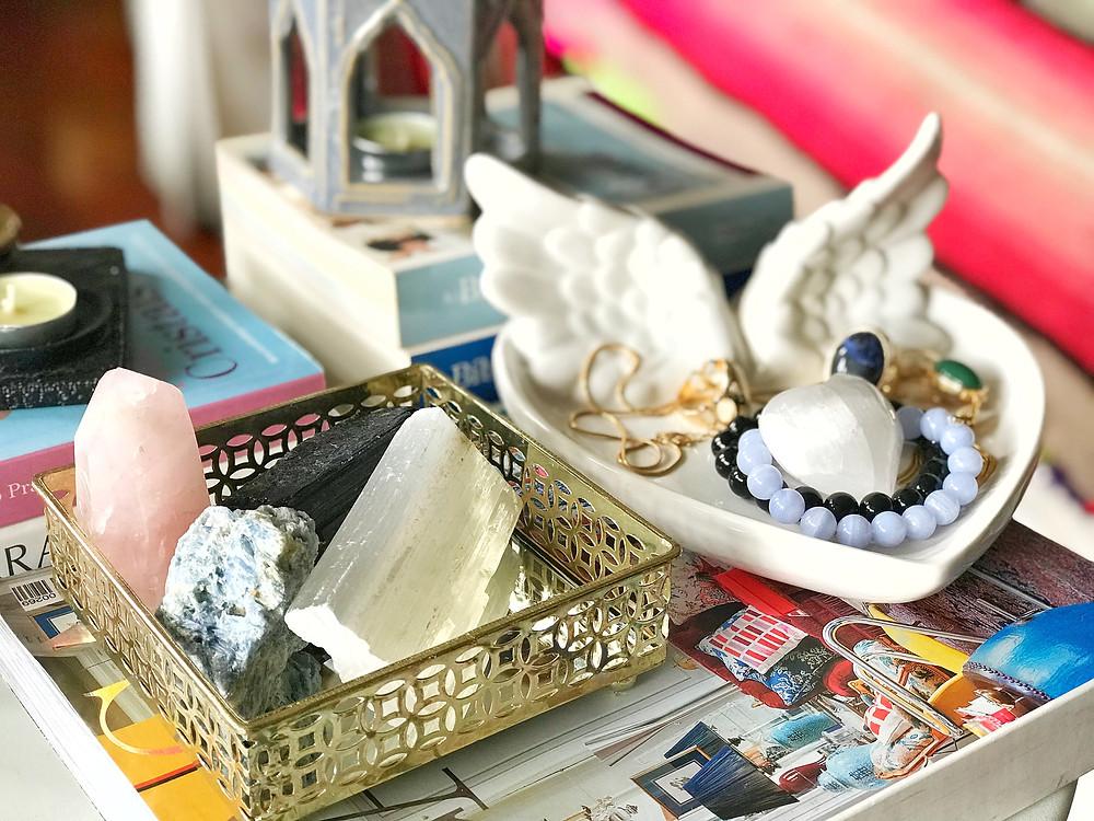 Coleção Crystal Lovers & Kit Sono Tranquilo Bluegaya