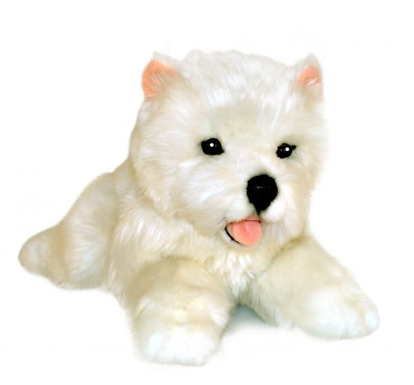 Pookie - Plush Dog Aid