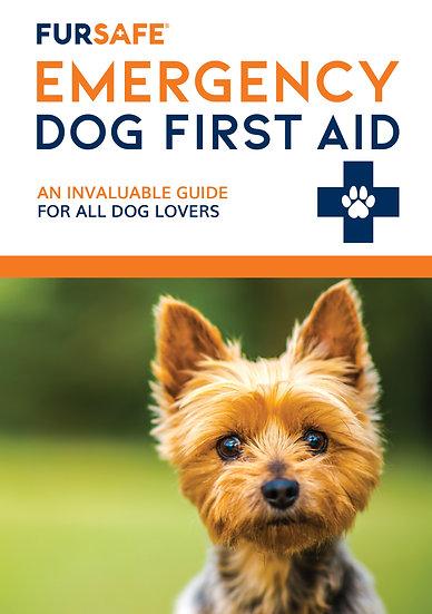 Fursafe Emergency Dog First Aid Guide eBook
