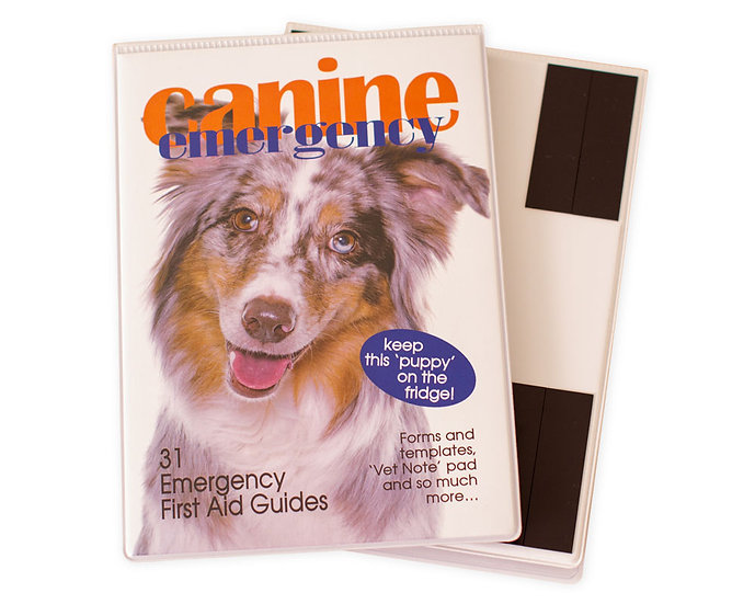 Canine Emergency First Aid Guide