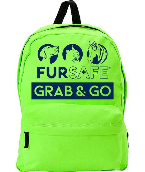 Emergency Grab & Go Back pack