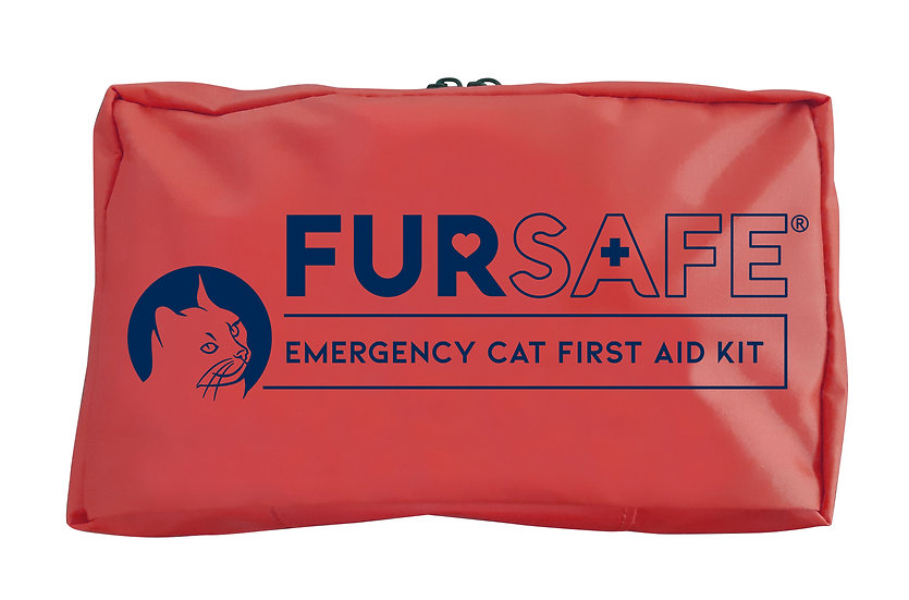 Emergency Cat First Aid Kit