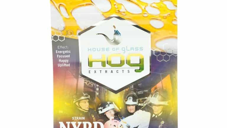 HOG shatter (Nypd)