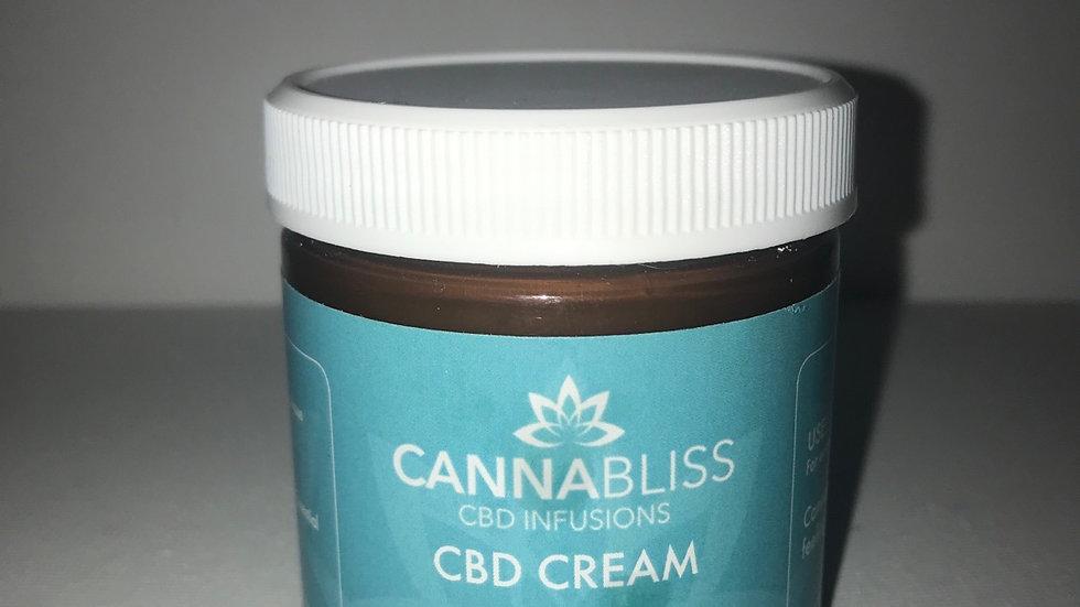 CANNA BLISS:CBD CREAM 300MG