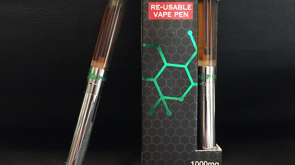 (GIRL SCOUT COOKIES) PURE PULLS 1000mg RE-USABLE VAPE PEN