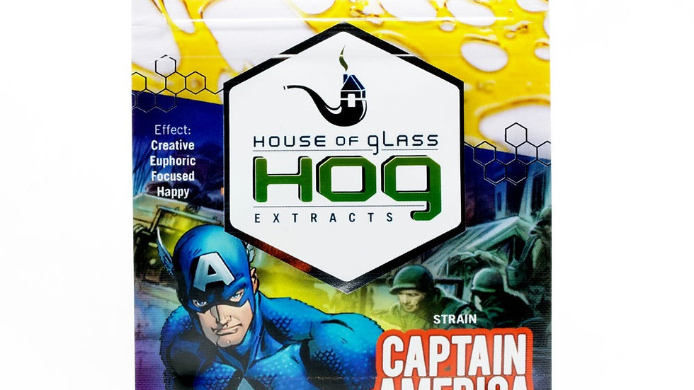 HOG shatter (capitain America OG)