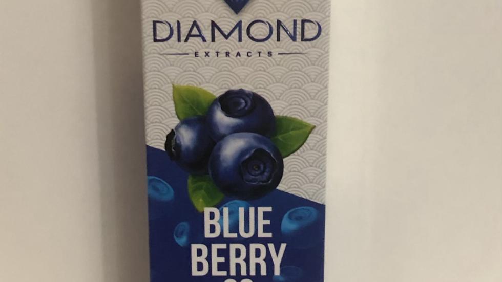 DIAMOND PENS 1g BLUEBERRY OG