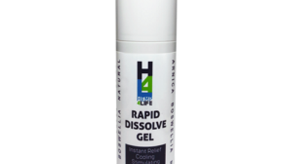 H4L: Rapid dissolve gel CBD F.S 300mg