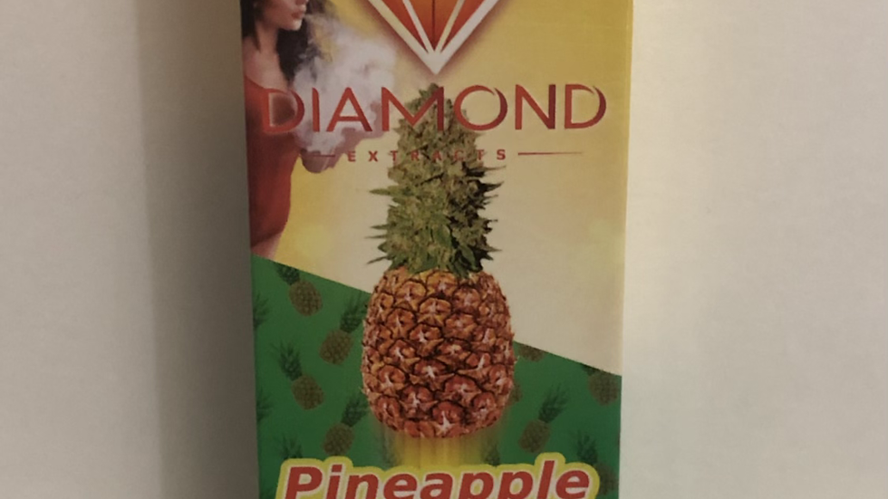 DIAMOND PENS 1g PINEAPPLE EXPRESS