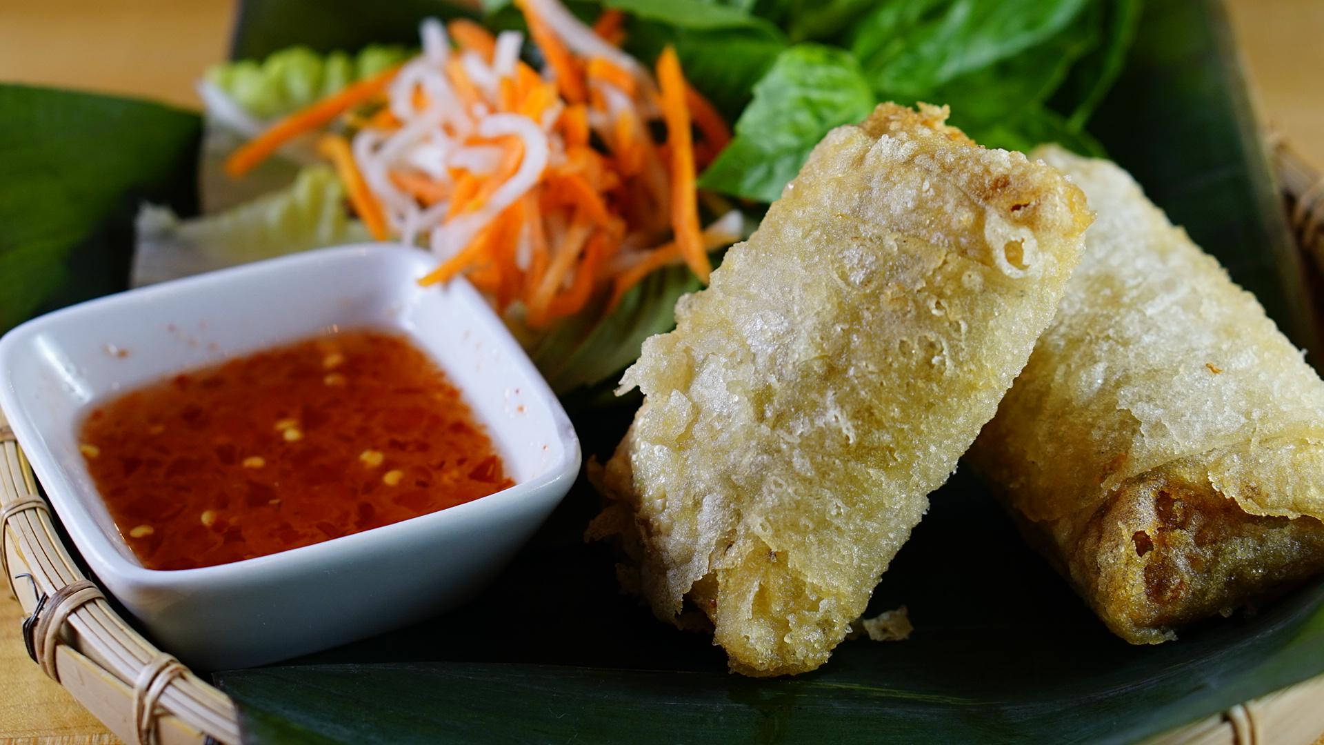 Nem Ran Hai Phong