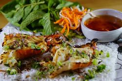 Banh Hoi Tom Nuong