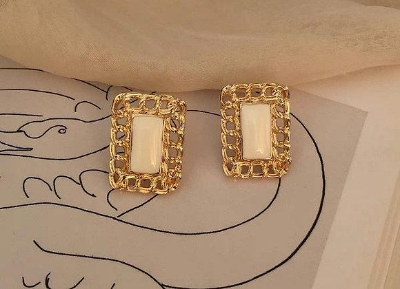Ruth Vintage Earrings