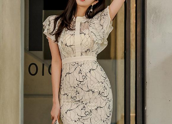 Adel Lace Dress