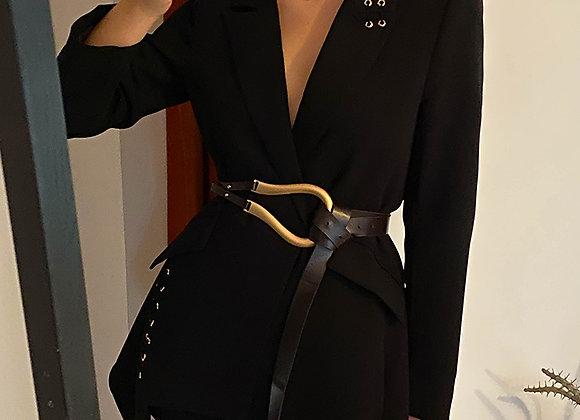 Noami Asymmetrical Blazer