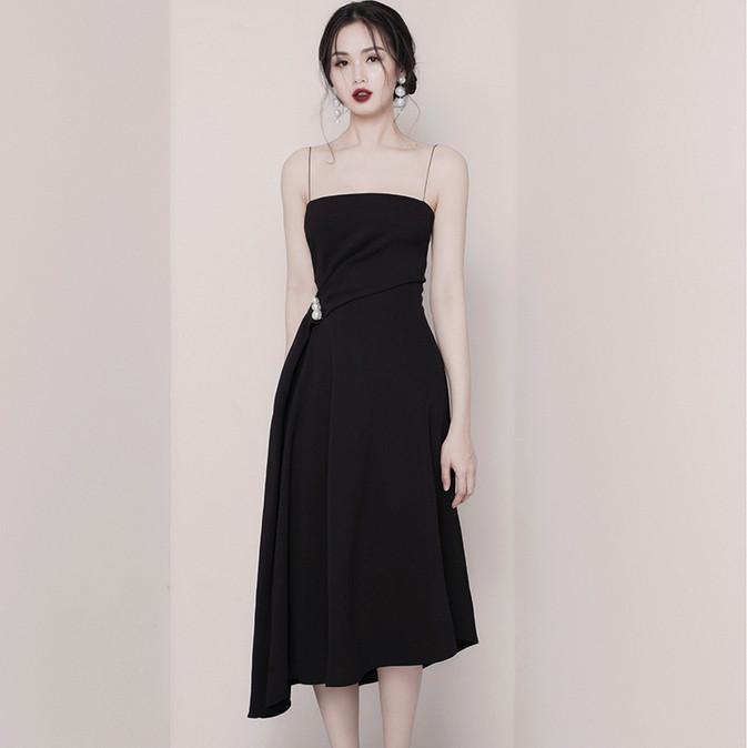 black midi flowy dress.jpg