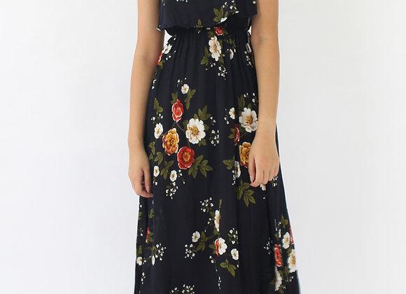 Ana Floral Maxi Dress