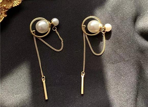 Delilah Earrings In Gold