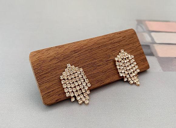 Viviane Gold Earrings
