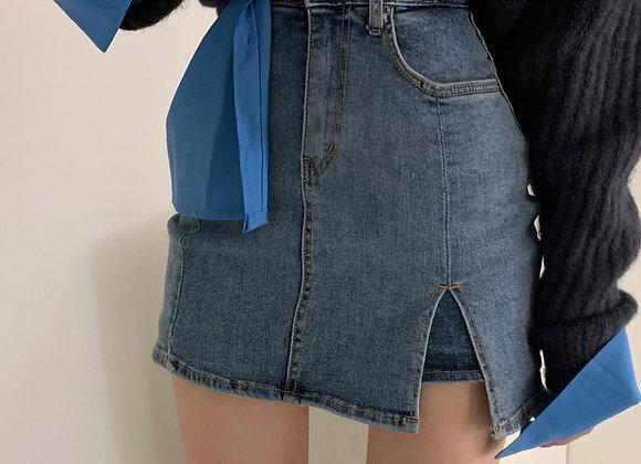 Kierra Denim Skirt