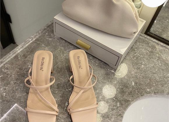 Alexis Heeled Sandals