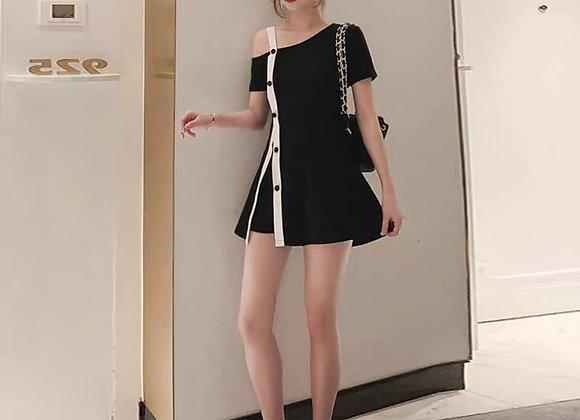 Candace Basic Strap Dress