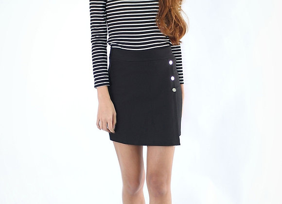 Joan Skirt in Black
