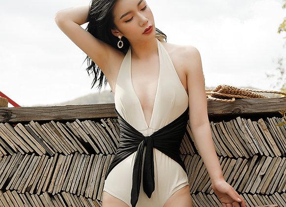 Monica Tied Swimsuit
