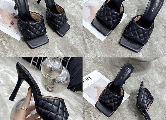 Pris Minimal Heeled Sandals
