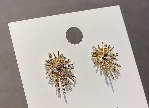 Lainey Gold Earrings