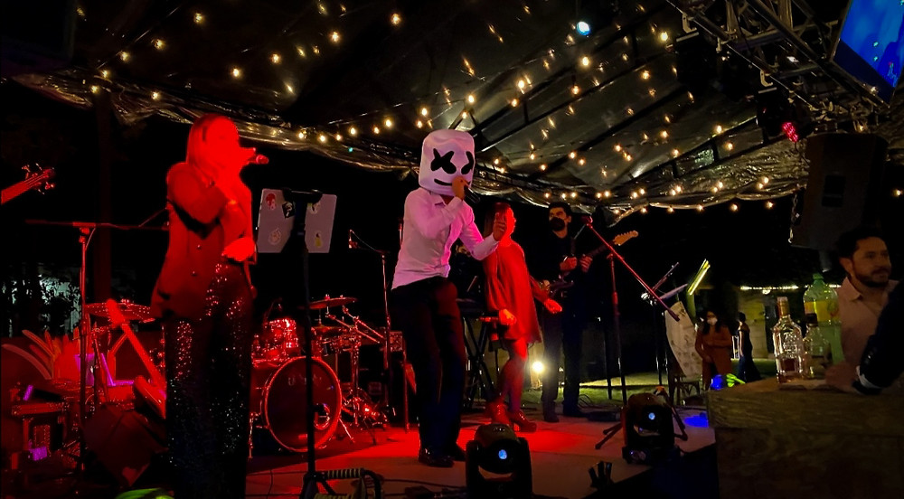 Grupo Musical Versatil U-Party Toluca
