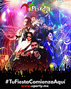 Grupo Musical Versátil U-Party.png