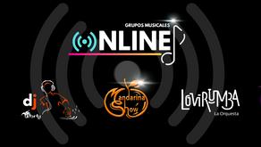 🥇U-Party se une a Grupos Musicales Online ⭐️⭐️⭐️⭐️⭐️