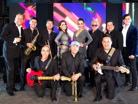 Grupo Musical Mandarina Show se une a la familia U-Party Productions.
