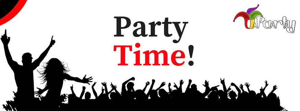 Party Time   U-Party Grupo Musical Versátil