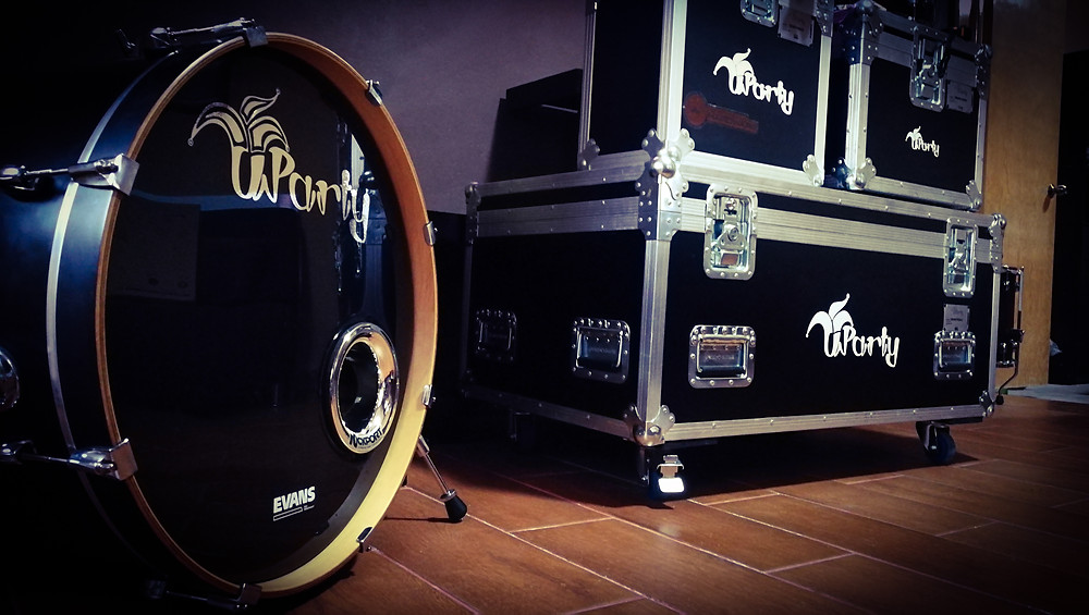 The Kelly SHU System ⎮ Grupo Musical U-Party