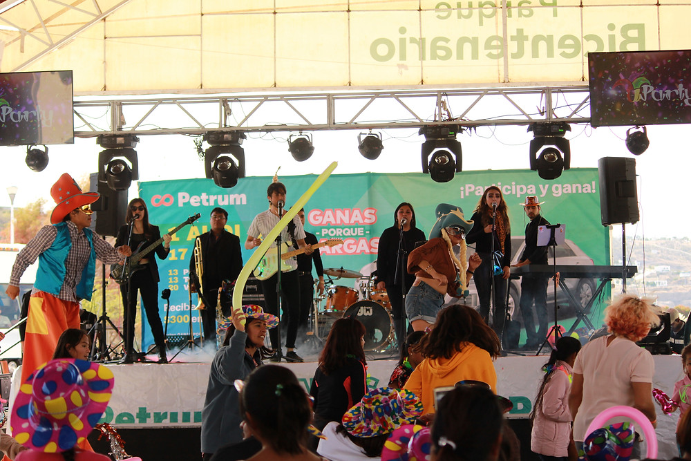 Grupo Musical Versatil U Party
